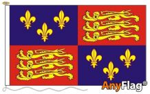 ROYAL BANNER 16TH CENTURY ANYFLAG RANGE - VARIOUS SIZES